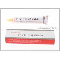 Buy cheap None Fading Large capacity Textile Marker Knitting Marker Pen Rubber Buib for from wholesalers