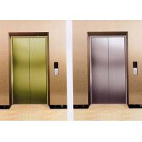 Quality High perfomance Machine Roomless Passenger Elevator from China for sale