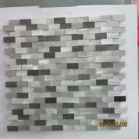 Quality aluminium profile mosaic tiles for sale