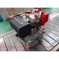 0.247L Displacement Air Cooled Diesel Engine With Recoil Start / Electric Satrt for sale