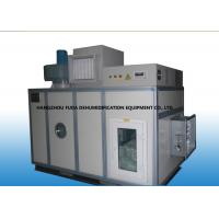 Quality Wheel Adsorption Stand-alone Industrial Desiccant Rotor Dehumidifier 4500m³/h for sale
