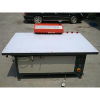Quality Well Insulating Glass Heated Roller Press , Single Side Hot Press Machine for sale