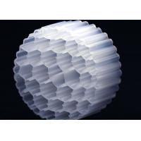 Quality Virgin Hdpe Filter Media Flexible Way Of Engineering Application Shock Resistance for sale