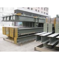 Buy Customized Warehouse Steel Structure Fabricated For Mineral Plant-Q345B at wholesale prices