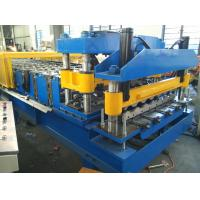 Quality 960 Roof Tile Metal Sheet Panel Roll Former Steel Profiling Equipment Roll Forming Machine for sale
