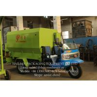 Quality TMR Mixers Feed Scattering Machine For Dairy Farm , Feed Spreader for sale