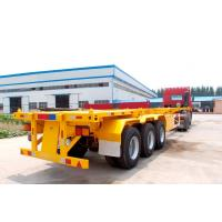 Container Chassis Lights : Container delivery chassis trailers ft semi