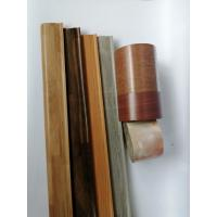 Quality Wood grain Hot stamp film for PVC for sale