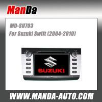 Quality double din car radio for Suzuki Swift (2004-2010) in-dash dvd car multimedia system auto parts for sale