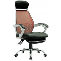 Quality Comfy Adjustable Back Office Chair , Executive Reclining Office Chair Stylish for sale