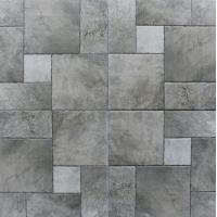 Antibacterial Ink-jet printing Glazed Rustic Tiles Ceramic 300x300mm Multicolor Acid-Resistant Manufactured