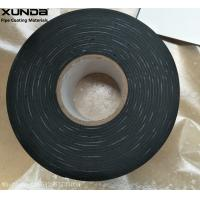 Quality Black / Yellow Steel Pipes Coating Materials , Pipe Wrapping Coating Material for sale