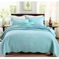 Quality Cotton Filling Colourful Quilt Covers With Different Flowers Stitching for sale