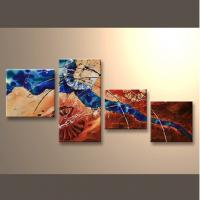 China Modern Abstract Group Oil Painting on sale