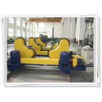 Quality Fixed Self-aligned Welding Rotator Tank Pipe Rollers for Welding for sale