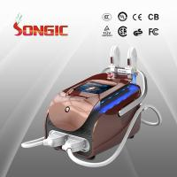 Quality Portable E-Light Laser Hair Removal , Skin Rejuvenation Beauty Machine for sale