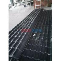 Fire Resistant Roof Tile : Waterproof flame retardant fire prevention engineering