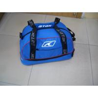 sports bag with shoe compartment 600d polyester fabric