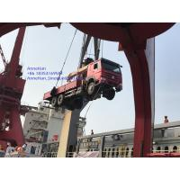Buy cheap HOWO 6x4 10 Ton Folding Boom Truck Mounted Crane from wholesalers