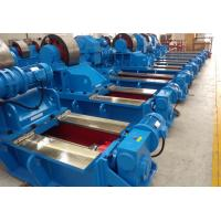 China Lead Screw Roller Beds Wind Tower Welding Production Line 60 Tons on sale