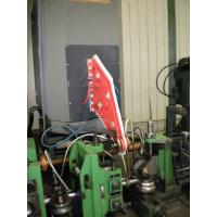 Quality Fence Steel Tube Mill Machine With High Frequency Welder Safety for sale