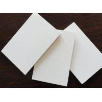 Buy High Density Waterproof Calcium Silicate Board / Sheet For Fireplaces Insulation at wholesale prices