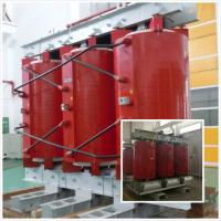 Quality Dry Type  20kV - 250 KVA Transformer High Temperature Fireproof for sale