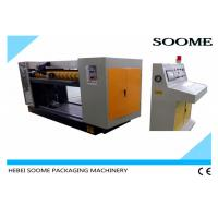 Quality Helical Blade Cut Off Machine For Cutting Paper , Sprial Knife Sheet Cutter On Production Line for sale