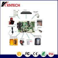 Quality voip SIP telephone main board , Broadcast PCB board KN518 for sale
