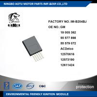 China Car Ignition Module GM 19005362 55577898 55579072 ACDelco 12570616 12573190 12611424 on sale