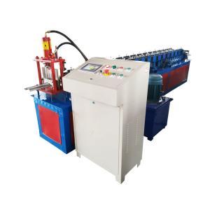 China Garage Door Aluminum Iron Door Shutter Roll Forming Machine Automatic on sale