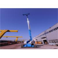 Quality Space Saving Telescopic Boom Lift Excellent Maneuverability Non Pollution for sale