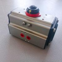 Quality Pneumatic Valve Actuator Rotary Double Acting Spring Return R&P Actuator for sale