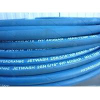 "Quality Indaflex Pressure Washer Hose Size 1/4"" to 1"", Smooth/Wrapped Cover, Super Quality with Good Price for sale"