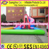 2015 New Delivery Inflatable Water Slide Swimming Pool Slide For Sale 91091133