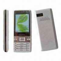 Quality GSM Double-frequency Digital Mobile Phones/Qwerty Phones with Touch Color Screen, Novel Structure for sale