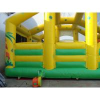 Quality Electric Jumping Castle Air Blower , Jumping Castle Blower Fan FQM-2315/1115 for sale