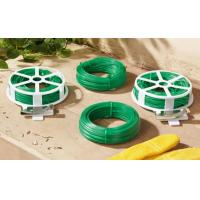 Quality PE plastic roll twist tie for garden for sale