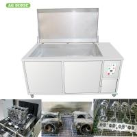 Quality Ultrasonic Cleaner 300 Lt- 500 Lt Clean All Type Marine Diesel Engines Industrial Cleaning for sale