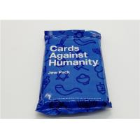 Custom Made PlayingCards Against Humanity Jew Pack With Different Sizes