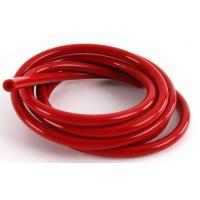 Quality Red Exhaust Silicone Rubber Hose For Racing Vehicles , Rubber Hose Pipe for sale