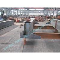 Quality Strengthen A325 Botls Connected Large Span Prefabricated Structural Steel Workshop for sale