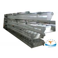 Quality Steel Straight Marine Boat Ladders GB T14360-1993 Standard 4-23m Length for sale