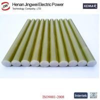 Quality High Strength Durable Flexible FRP Solid Fiberglass Rod for sale