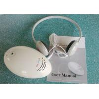 Quality Anti Electroshock Sound C Baby Heartbeat Doppler Baby Monitor With CE Approved for sale