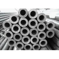 ASTM A295 52100 SAE 52100 Round Bearing Steel Tube , Thick Wall Stainless Steel Tubes