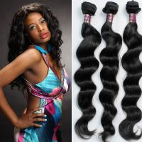 China 8A Can Change Human Hair Texture XBL Virgin Mongolian Hair Loose Wave on sale