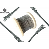 Quality Nickel 212 Ni98Mn2 Wire 19 38 Strands For PWHT Ceramic Heating Pad Wire for sale