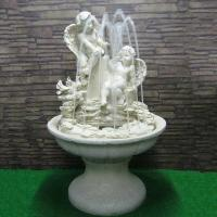 China Polyresin Garden Water Fall Fountain on sale