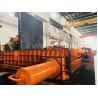 Buy cheap Large Press Box Size scrap baling press machine PLC Control Operation from wholesalers